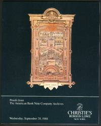Christie's sale catalog 6656