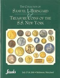 Cover Stacks Samuel J Berngard sale catalog