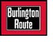 Burlington Route logo