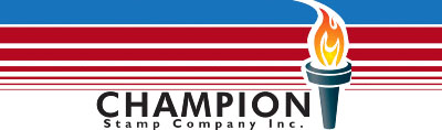 Champion Stamp Company logo