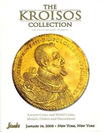 Cover, Stacks Kroisos Collection sale catalog