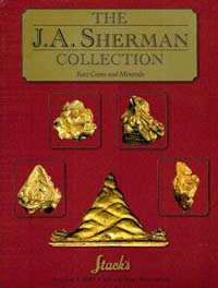 Cover Stacks J A Sherman sale catalog