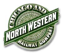 Chicago & North Western Railway logo
