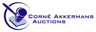 Corne Akkermans Auctions logo